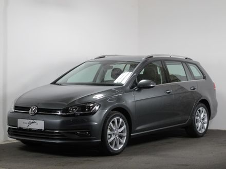 VW Golf Variant Highline TDI DSG