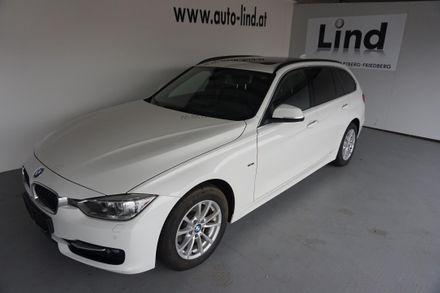 BMW 318d xDrive Touring