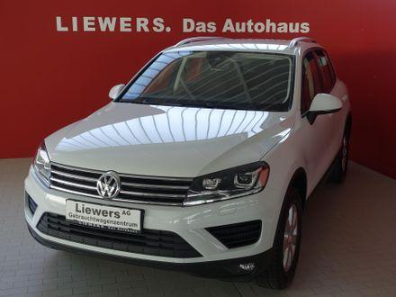 VW Touareg Comfortline TDI SCR 4MOTION
