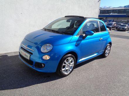 Fiat 500C 1,2 69 500S