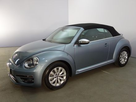 VW The Beetle Cabriolet Comfortline TDI