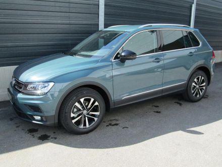 VW Tiguan iQ Drive TSI ACT OPF DSG