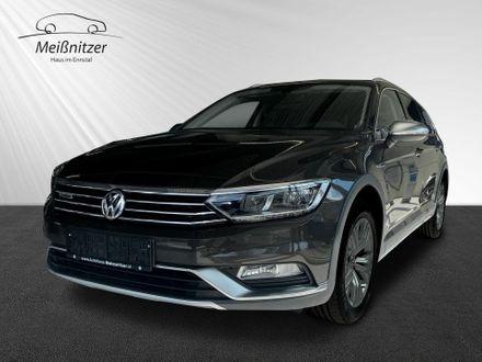 VW Passat Alltrack TDI SCR 4MOTION