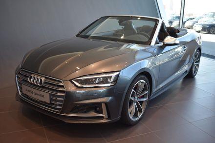 Audi S5 Cabriolet quattro