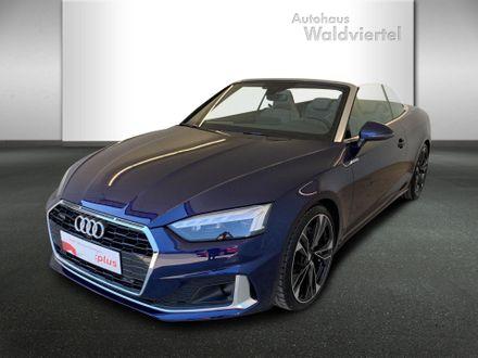 Audi A5 Cabriolet 45 TFSI quattro advanced