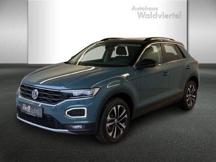 VW T-Roc iQ Drive TSI ACT OPF DSG