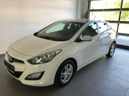 Hyundai i30 1,4 CVVT Europe Plus