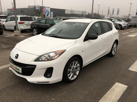 Mazda 3 Sport 1,6i Takumi II