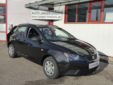 SEAT Ibiza ST Aktionsmodell Start-Stopp