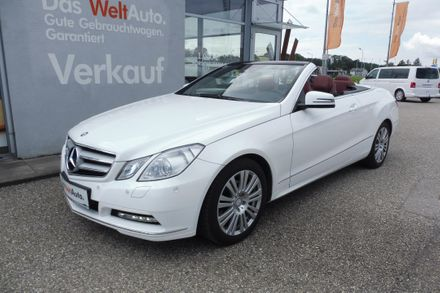 Mercedes E 200 CGI BlueEfficiency Aut.