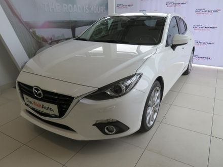 Mazda 3 Sport G120 Revolution Aut.