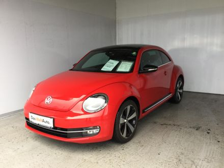 VW The Beetle Sport TDI DSG