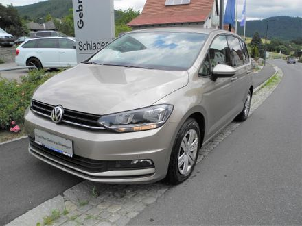 VW Touran TDI SCR DSG
