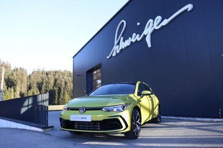 VW Golf R-Line TSI