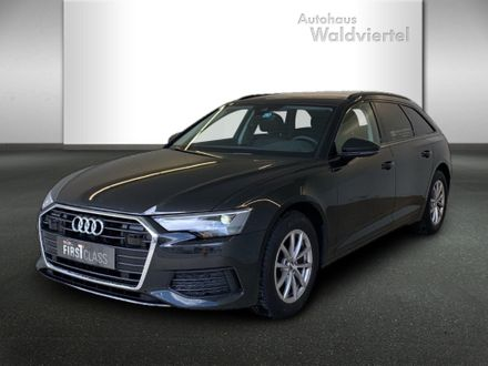 Audi A6 Avant 40 TDI quattro