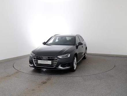 Audi A4 Avant 35 TDI advanced