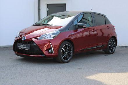 Toyota Yaris 1,5 VVT-i Hybrid Style