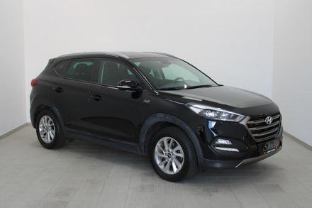 Hyundai Tucson 2,0 CRDI 4WD Go Aut.