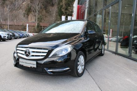 Mercedes B 180 CDI BlueEfficiency A-Edition Plus DPF