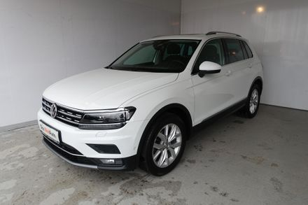VW Tiguan Highline TDI SCR 4MOTION