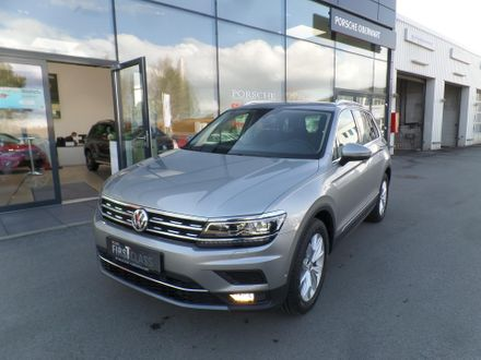 VW Tiguan Highline TSI ACT OPF DSG