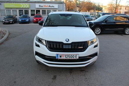 ŠKODA KODIAQ 7-Sitzer 4x4 RS TDI DSG