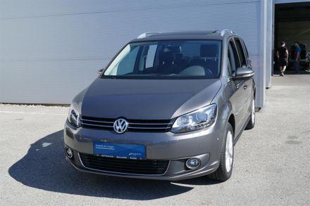 VW Touran Sky TGI DSG