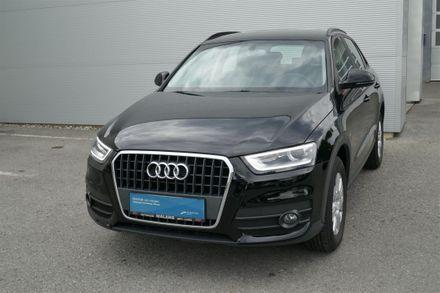 Audi Q3 1.4 TFSI intro
