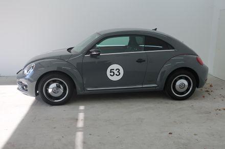 VW The Beetle Austria TSI