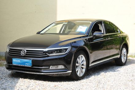 VW Passat Highline TDI DSG