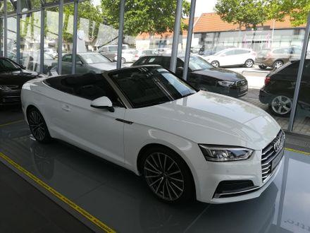 Audi A5 Cabriolet 2.0 TFSI Sport