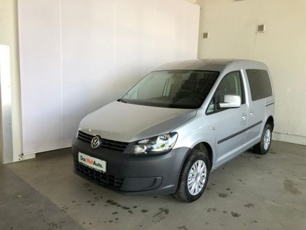 VW Caddy Trendline TDI 4MOTION