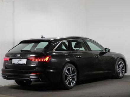 Audi A6 Avant 40 TDI quattro Sport