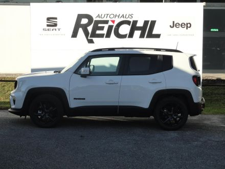Jeep Renegade 1,3 MultiAir T4 FWD 6DDCT 150 Night Eagle