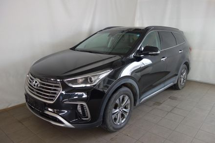 Hyundai Grand Santa Fe 2,2 CRDi 4WD Platin Aut.