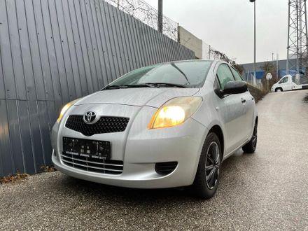 Toyota Yaris 1,3 VVT-i Cool