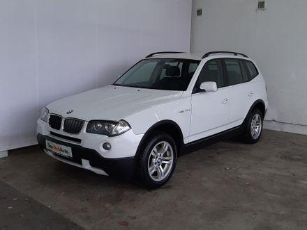 BMW X3 2,0d Österreich-Paket Aut.