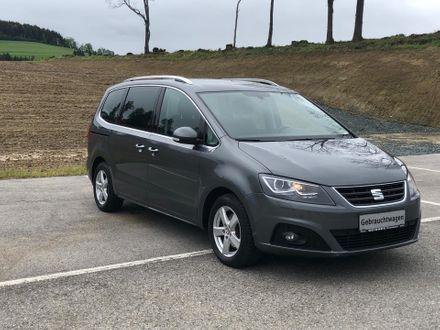 SEAT Alhambra Executive Plus TDI 4Drive