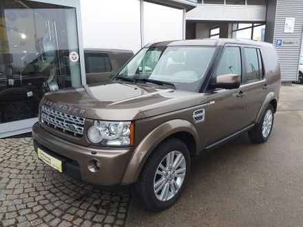 Land Rover Discovery 4 3,0 SDV6 HSE DPF Aut.