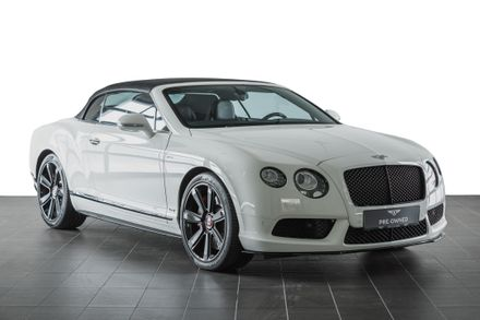 Bentley Continental GT Cabrio V8 S