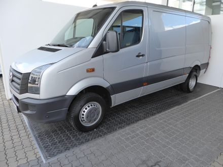 VW Crafter 40 Kasten MR TDI