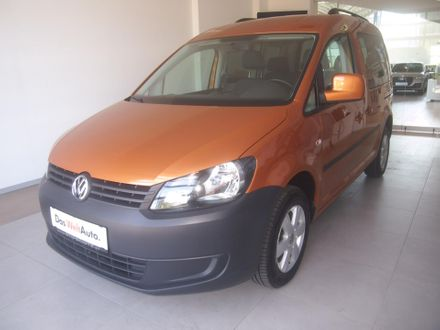 VW Caddy Family BMT TDI