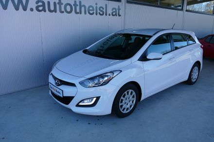 Hyundai i30 CW 1,6 CRDi Europe Plus DPF