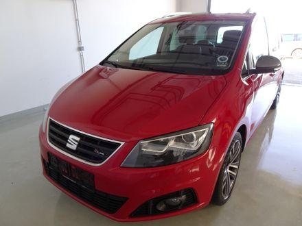 SEAT Alhambra FR TDI DSG 4Drive