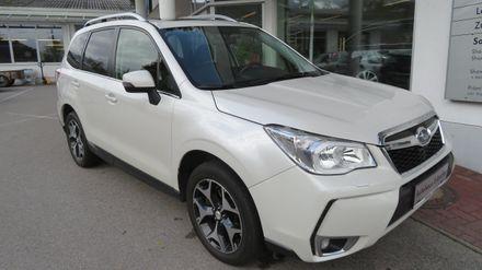 Subaru Forester 2,0D Sport