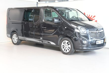 Opel Vivaro DoKa L2H1 1,6 BiT. CDTI Ecotec BI 2,9t S/S Edition