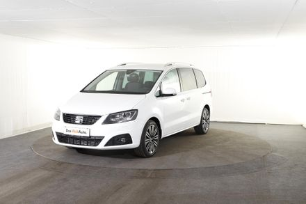 SEAT Alhambra Xcellence TDI 4Drive