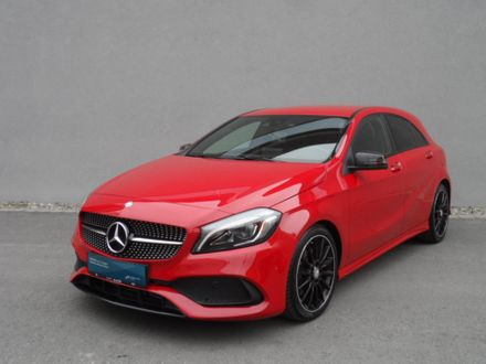 Mercedes A 220 d 4MATIC Aut.