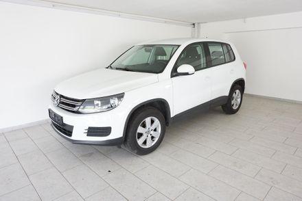 VW Tiguan Basis TDI BMT 4MOTION