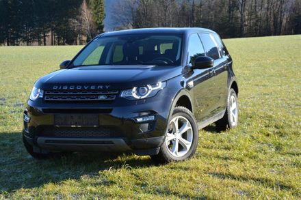 Land Rover Discovery Sport 2,2 TD4 4WD SE Aut.